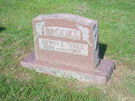 "BROOKS, EDWIN S. ""VESS"" - Washington County, Arkansas | EDWIN S. ""VESS"" BROOKS - Arkansas Gravestone Photos"