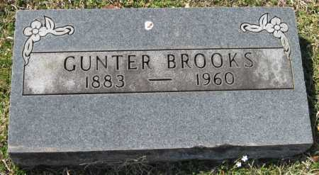 BROOKS, GUNTER CLAUDY - Washington County, Arkansas | GUNTER CLAUDY BROOKS - Arkansas Gravestone Photos