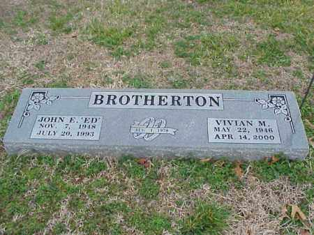 BROTHERTON, VIVIAN M. - Washington County, Arkansas | VIVIAN M. BROTHERTON - Arkansas Gravestone Photos