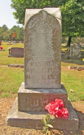 BROYLES, MAGGIE C. - Washington County, Arkansas   MAGGIE C. BROYLES - Arkansas Gravestone Photos