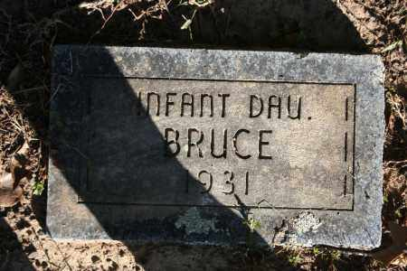 BRUCE, DAUGHTER - Washington County, Arkansas | DAUGHTER BRUCE - Arkansas Gravestone Photos