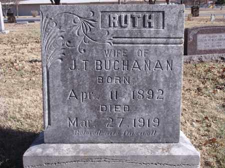 BUCHANAN, RUTH - Washington County, Arkansas | RUTH BUCHANAN - Arkansas Gravestone Photos