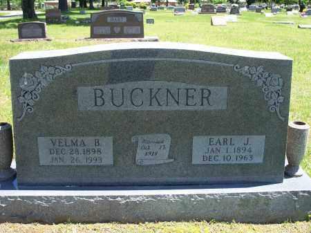 BUCKNER, VELMA B. - Washington County, Arkansas | VELMA B. BUCKNER - Arkansas Gravestone Photos