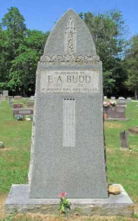 BUDD, ELWIN A - Washington County, Arkansas | ELWIN A BUDD - Arkansas Gravestone Photos