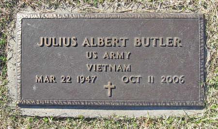 BUTLER  (VETERAN VIET), JULIUS ALBERT - Washington County, Arkansas | JULIUS ALBERT BUTLER  (VETERAN VIET) - Arkansas Gravestone Photos