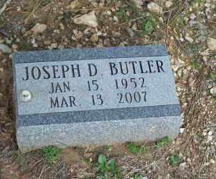 BUTLER, JOSEPH D. - Washington County, Arkansas | JOSEPH D. BUTLER - Arkansas Gravestone Photos