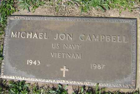 CAMPBELL  (VETERAN VIET), MICHAEL JON - Washington County, Arkansas | MICHAEL JON CAMPBELL  (VETERAN VIET) - Arkansas Gravestone Photos