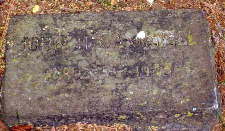 CAMPBELL, JOHN H. - Washington County, Arkansas | JOHN H. CAMPBELL - Arkansas Gravestone Photos