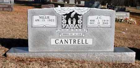CANTRELL, J. C. - Washington County, Arkansas | J. C. CANTRELL - Arkansas Gravestone Photos