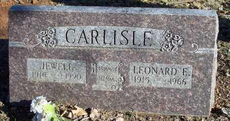 CARLISLE, JEWELL - Washington County, Arkansas | JEWELL CARLISLE - Arkansas Gravestone Photos