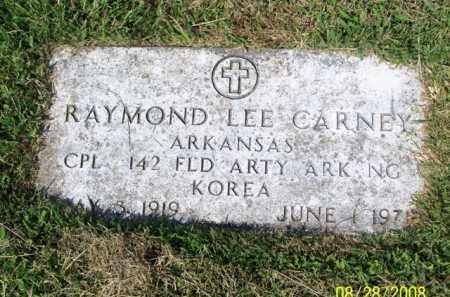 CARNEY (VETERAN KOR), RAYMOND LEE - Washington County, Arkansas | RAYMOND LEE CARNEY (VETERAN KOR) - Arkansas Gravestone Photos
