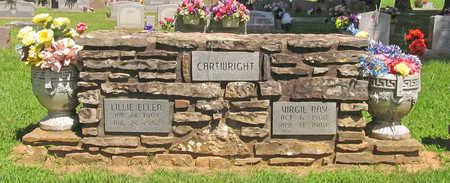 DOSS CARTWRIGHT, LILLIE ELLEN - Washington County, Arkansas   LILLIE ELLEN DOSS CARTWRIGHT - Arkansas Gravestone Photos
