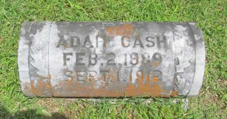 CASH, ADAH - Washington County, Arkansas | ADAH CASH - Arkansas Gravestone Photos