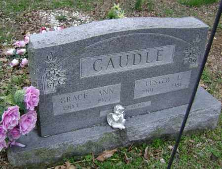 CAUDLE, LESTER L. - Washington County, Arkansas | LESTER L. CAUDLE - Arkansas Gravestone Photos