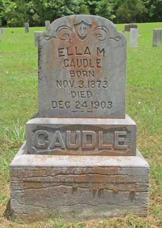 CAUDLE, ELLA M. - Washington County, Arkansas   ELLA M. CAUDLE - Arkansas Gravestone Photos