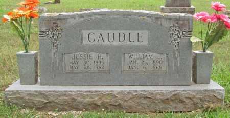 CAUDLE, WILLIAM JAMES - Washington County, Arkansas | WILLIAM JAMES CAUDLE - Arkansas Gravestone Photos