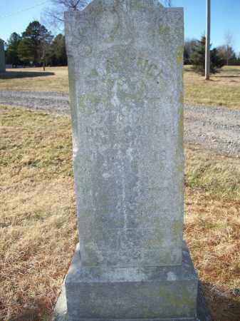 CAVATT, CLARENCE ELZA - Washington County, Arkansas   CLARENCE ELZA CAVATT - Arkansas Gravestone Photos