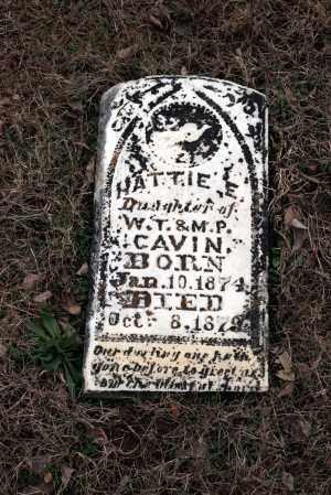 CAVIN, HATTIE E. - Washington County, Arkansas | HATTIE E. CAVIN - Arkansas Gravestone Photos