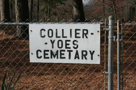 *COLLIER-YOES CEMETERY,  - Washington County, Arkansas |  *COLLIER-YOES CEMETERY - Arkansas Gravestone Photos