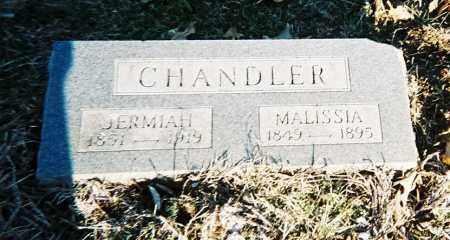 CHANDLER, JERMIAH - Washington County, Arkansas   JERMIAH CHANDLER - Arkansas Gravestone Photos