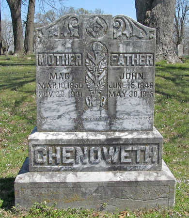 "CHENOWETH, MARGARET JANE ""MAG"" - Washington County, Arkansas | MARGARET JANE ""MAG"" CHENOWETH - Arkansas Gravestone Photos"