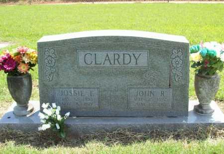 CLARDY, JOHN RILEY - Washington County, Arkansas | JOHN RILEY CLARDY - Arkansas Gravestone Photos