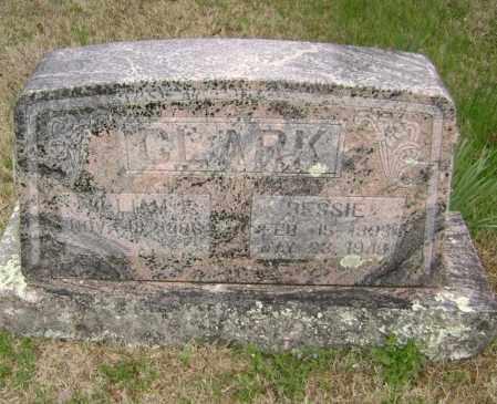 CLARK, BESSIE - Washington County, Arkansas | BESSIE CLARK - Arkansas Gravestone Photos