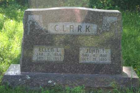 CLARK, ELLEN L. - Washington County, Arkansas   ELLEN L. CLARK - Arkansas Gravestone Photos