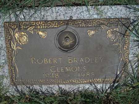 CLEMONS, ROBERT BRADLEY - Washington County, Arkansas   ROBERT BRADLEY CLEMONS - Arkansas Gravestone Photos