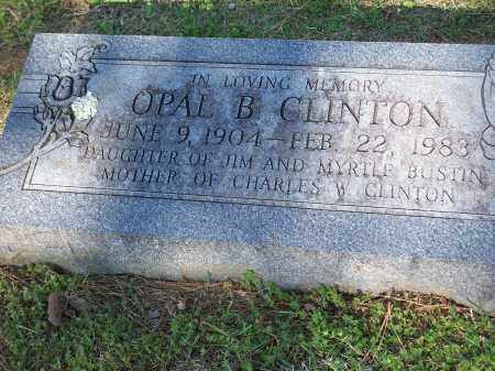 CLINTON, OPAL - Washington County, Arkansas | OPAL CLINTON - Arkansas Gravestone Photos