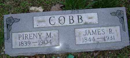 COBB, PIRENY M. - Washington County, Arkansas   PIRENY M. COBB - Arkansas Gravestone Photos