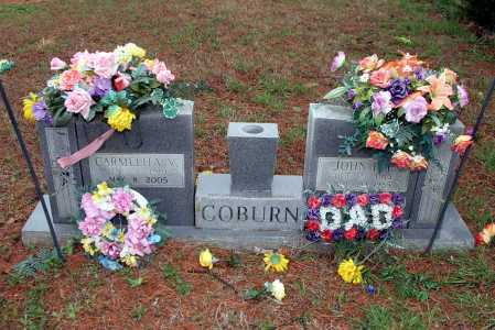COBURN, CARMELITA V - Washington County, Arkansas | CARMELITA V COBURN - Arkansas Gravestone Photos