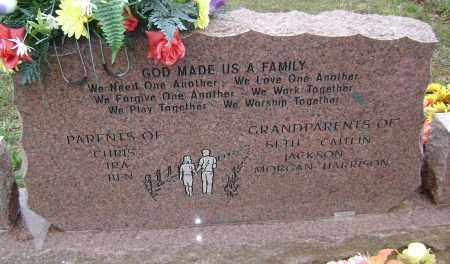 COKER, FAMILY STONE - Washington County, Arkansas | FAMILY STONE COKER - Arkansas Gravestone Photos