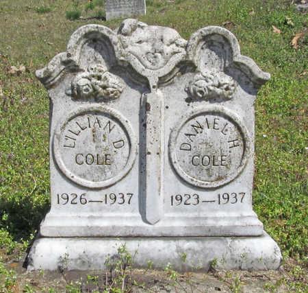 COLE, LILLIAN DORRIS - Washington County, Arkansas   LILLIAN DORRIS COLE - Arkansas Gravestone Photos