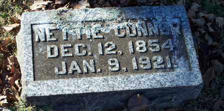 CONNER, NETTIE - Washington County, Arkansas   NETTIE CONNER - Arkansas Gravestone Photos