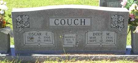 COUCH, OSCAR EDWARD - Washington County, Arkansas | OSCAR EDWARD COUCH - Arkansas Gravestone Photos