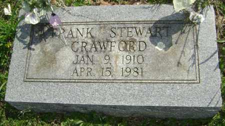 CRAWFORD, FRANK STEWART - Washington County, Arkansas | FRANK STEWART CRAWFORD - Arkansas Gravestone Photos