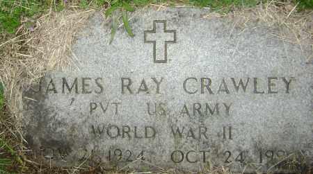 CRAWLEY  (VETERAN WWII), JAMES RAY - Washington County, Arkansas | JAMES RAY CRAWLEY  (VETERAN WWII) - Arkansas Gravestone Photos