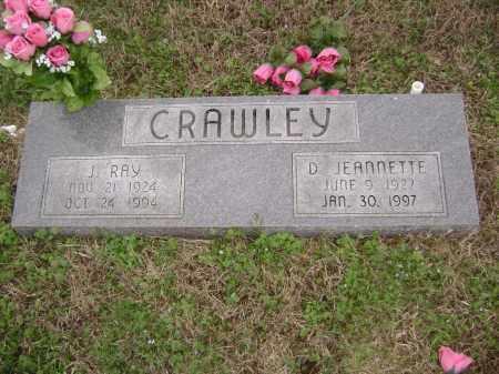 CRAWLEY, JAMES RAY - Washington County, Arkansas | JAMES RAY CRAWLEY - Arkansas Gravestone Photos