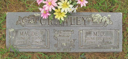 CRAWLEY, MAUDE ETHEL - Washington County, Arkansas | MAUDE ETHEL CRAWLEY - Arkansas Gravestone Photos