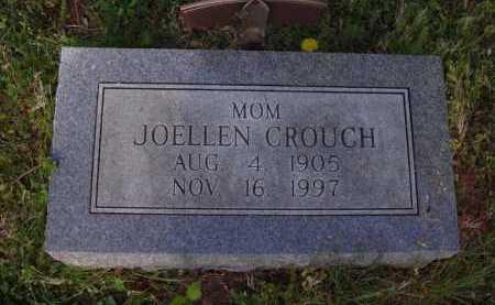 CROUCH, JOELLEN - Washington County, Arkansas   JOELLEN CROUCH - Arkansas Gravestone Photos