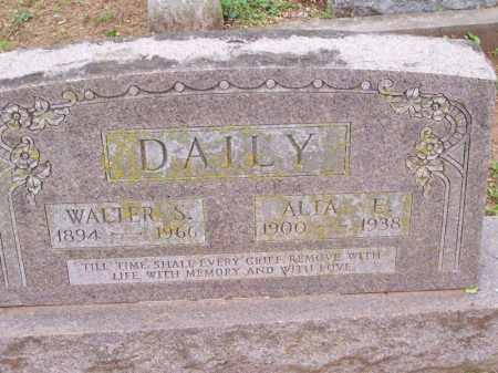 DAILY, ALTA E. - Washington County, Arkansas | ALTA E. DAILY - Arkansas Gravestone Photos
