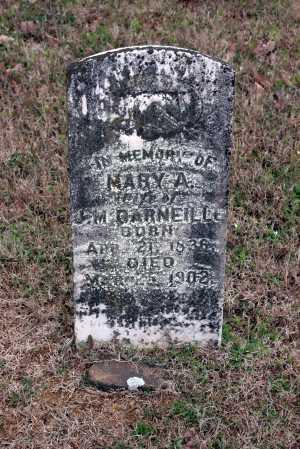 DARNEILL, MARY A. - Washington County, Arkansas | MARY A. DARNEILL - Arkansas Gravestone Photos