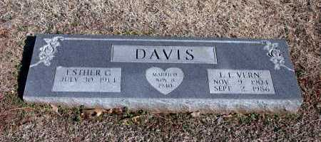 "DAVIS, L.L. ""VERN"" - Washington County, Arkansas 
