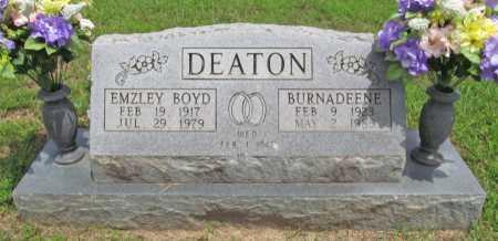DEATON, BURNADEENE - Washington County, Arkansas | BURNADEENE DEATON - Arkansas Gravestone Photos