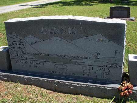 DENNIS, EDDIE JAMES - Washington County, Arkansas | EDDIE JAMES DENNIS - Arkansas Gravestone Photos