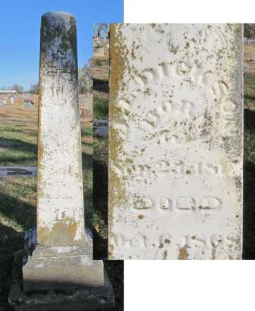 DICKSON, J L - Washington County, Arkansas | J L DICKSON - Arkansas Gravestone Photos