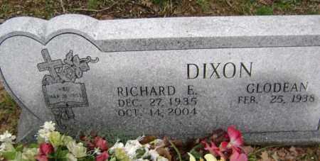 DIXON, RICHARD E. - Washington County, Arkansas | RICHARD E. DIXON - Arkansas Gravestone Photos