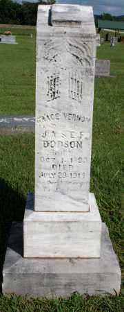 DODSON, GRACE VERNON - Washington County, Arkansas | GRACE VERNON DODSON - Arkansas Gravestone Photos