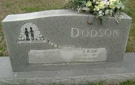 DODSON, O. R. - Washington County, Arkansas | O. R. DODSON - Arkansas Gravestone Photos